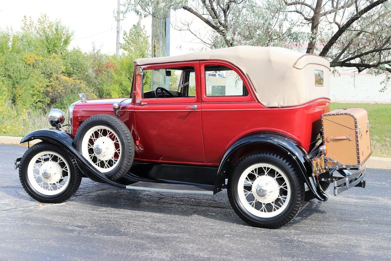 5986385c09261 low res 1931 ford model a 400