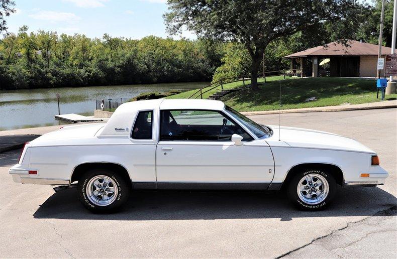 1987 Oldsmobile Cutlass Supreme For Sale