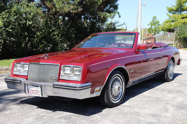 593436ef63a25 low res 1983 buick riviera convertible