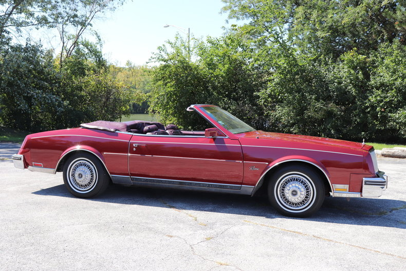 59364658e872a low res 1983 buick riviera convertible