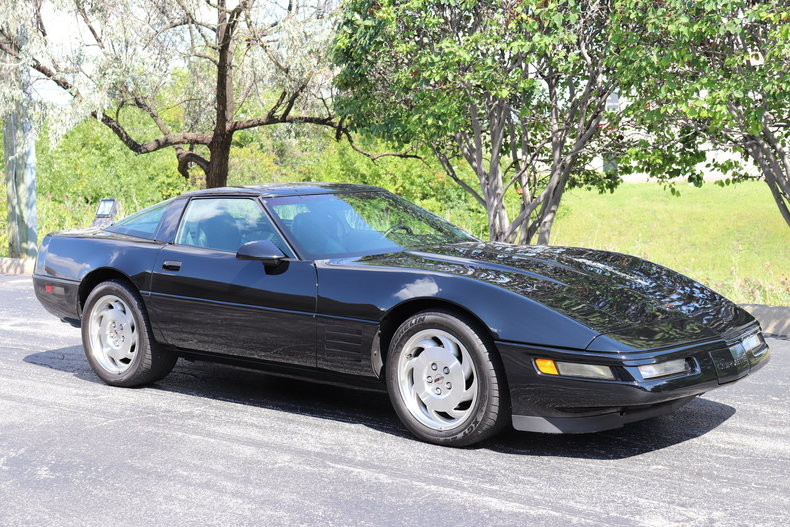 581591ee2188c low res 1994 chevrolet corvette