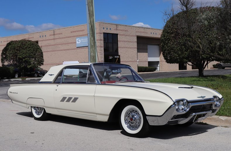 584376790d530 low res 1963 ford thunderbird