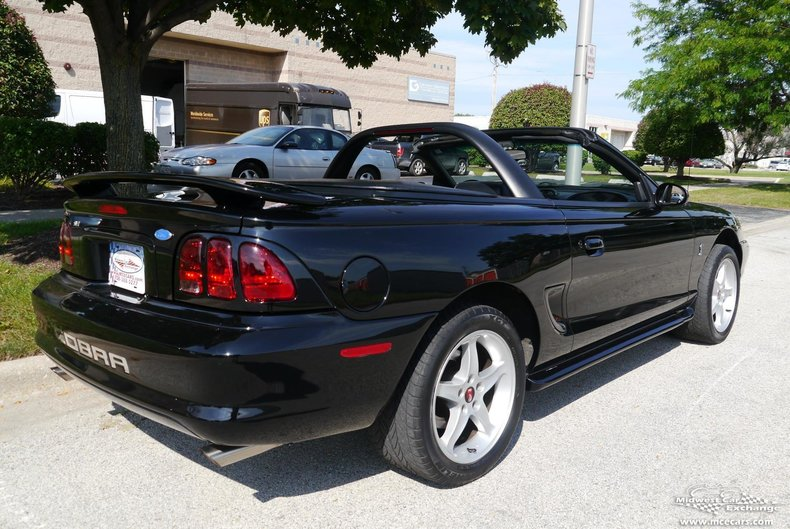 1997 1997 Ford Mustang SVT Cobra For Sale