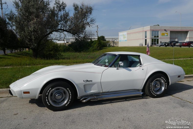 1976 1976 Chevrolet Corvette Stingray For Sale