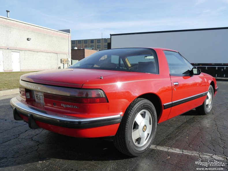 1988 1988 Buick Reatta For Sale