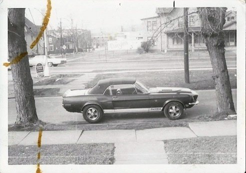 1968 1968 Shelby GT 500 KR For Sale