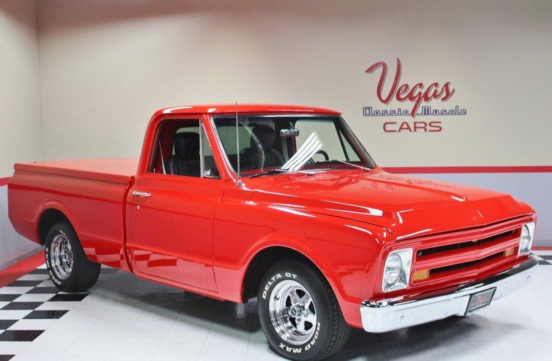 1967 Chevrolet Pickup