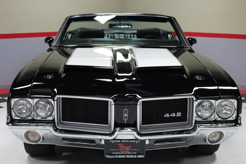 1971 1971 Oldsmobile 442 Convertible For Sale