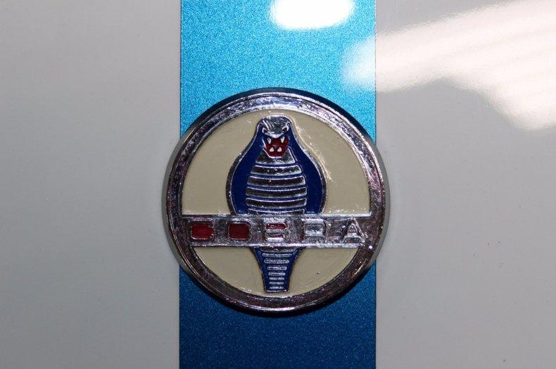 1966 1966 AC Shell Valley Cobra Replica For Sale