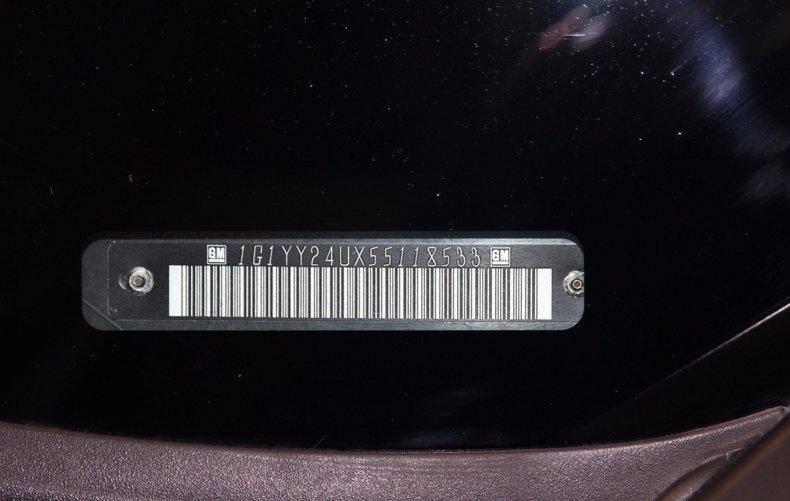 2005 2005 Chevrolet Corvette For Sale