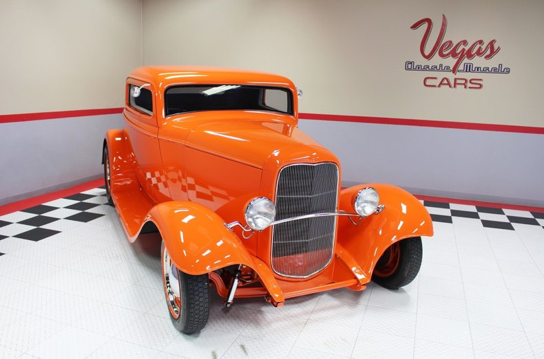 1932 1932 Ford 3 Window Coupe For Sale