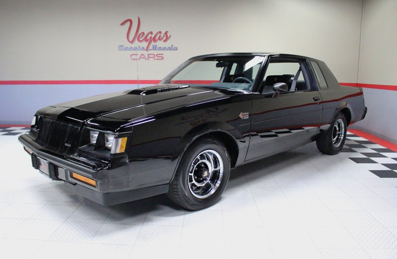 1987 1987 Buick Grand National Turbo For Sale