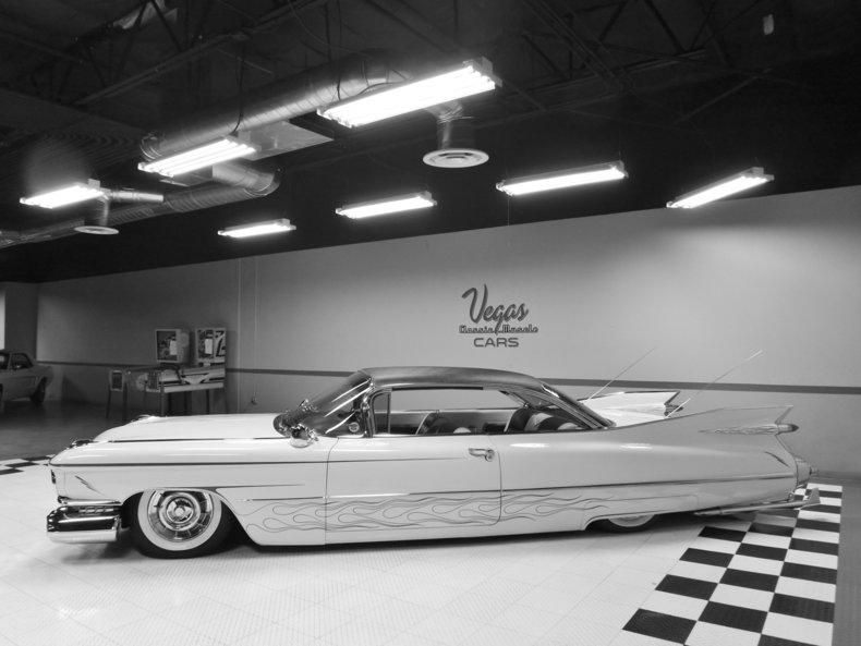 1959 1959 Cadillac Coupe De Ville For Sale