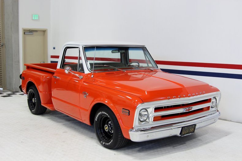 1968 1968 Chevrolet C10 For Sale