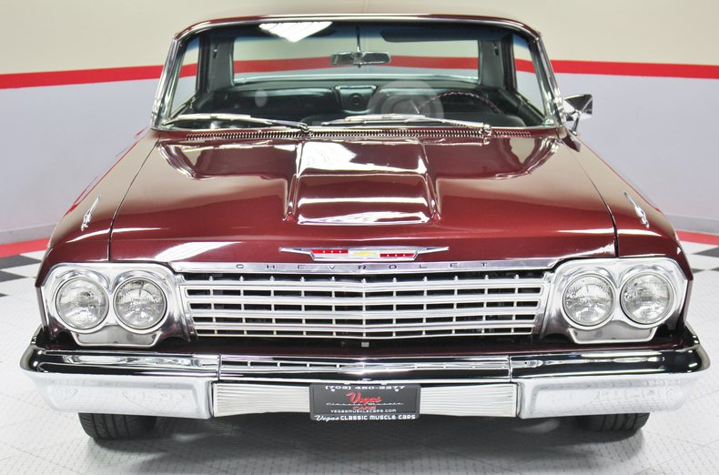 1962 1962 Chevrolet Impala For Sale