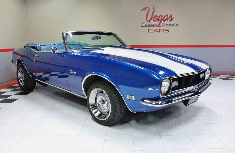 Chevrolet Camaro Classic Cars Muscle Cars For Sale In Las