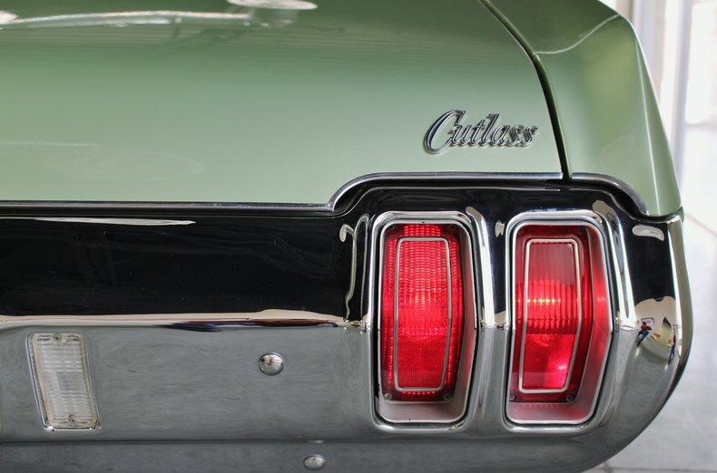 1970 1970 Oldsmobile Cutlass For Sale