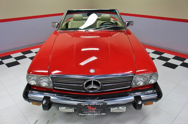 1987 1987 Mercedes-Benz 560SL For Sale
