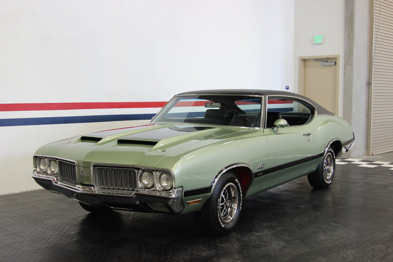 1970 1970 Oldsmobile 442 W-30 For Sale