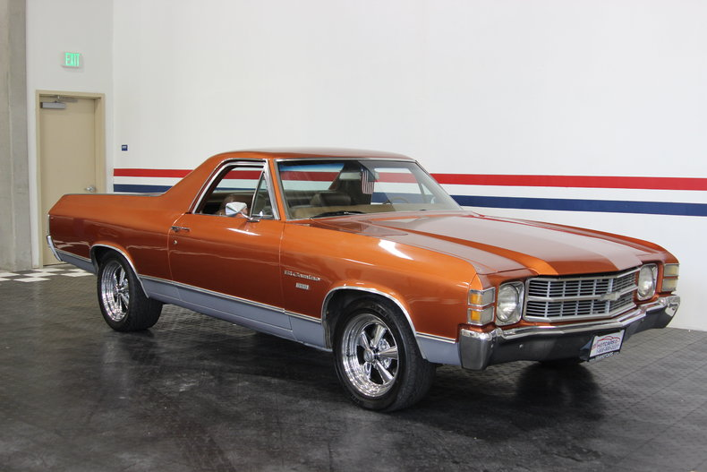 1971 1971 Chevrolet El Camino For Sale