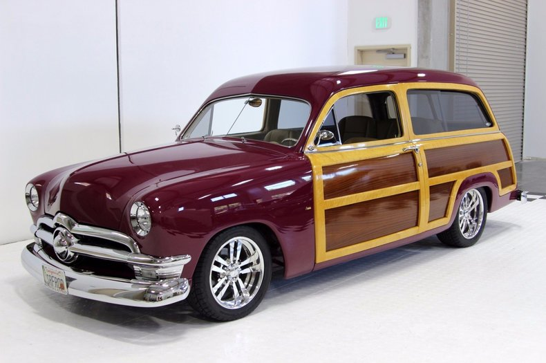 1950 1950 Ford Woody For Sale