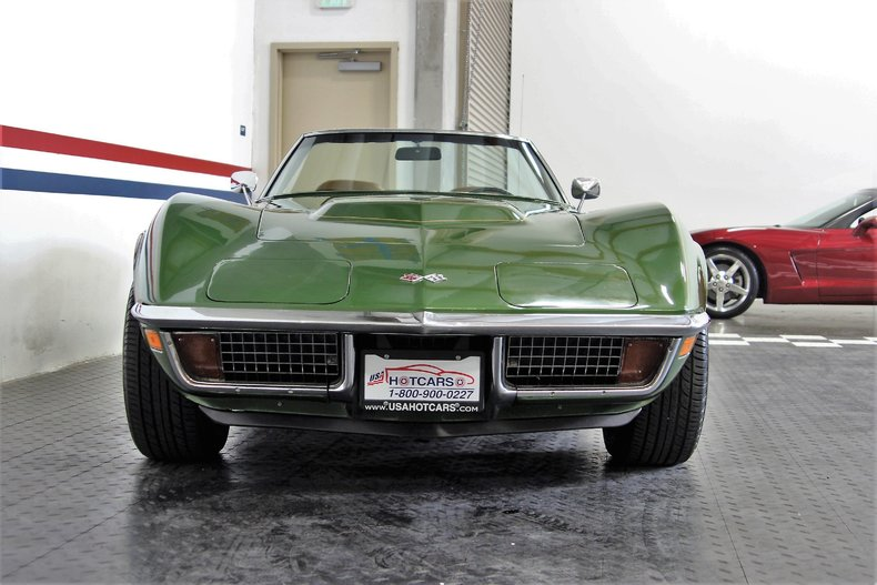 1972 1972 Chevrolet Corvette For Sale