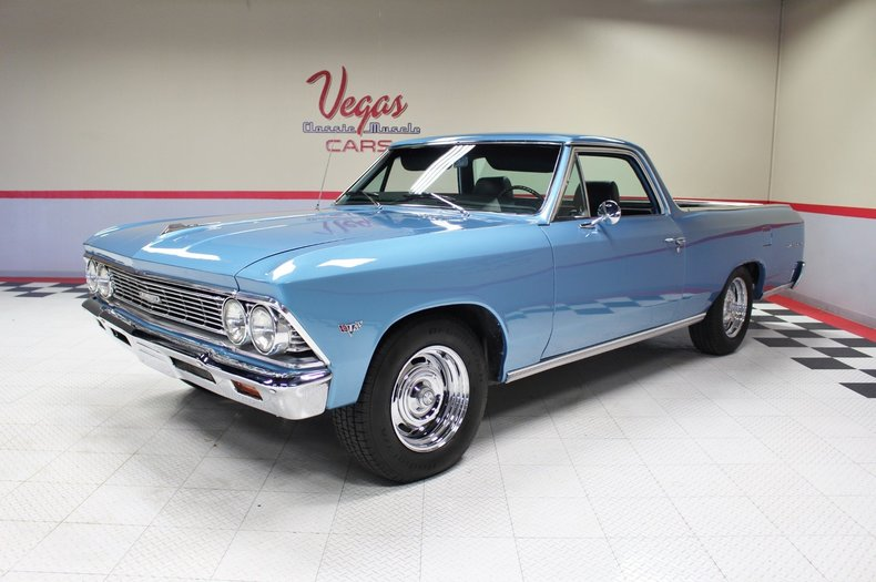 1966 1966 Chevrolet El Camino For Sale
