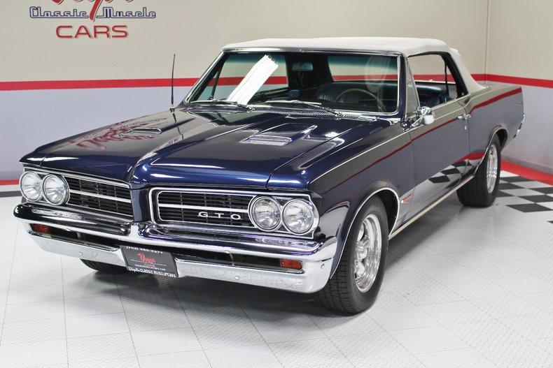 1964 1964 Pontiac GTO Tribute For Sale