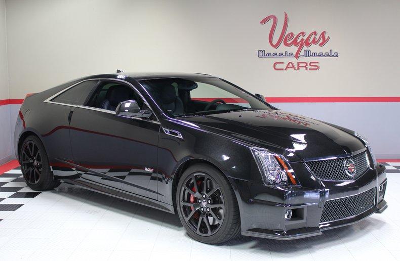2014 Cadillac CTSV