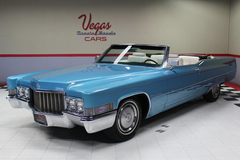 1970 Cadillac DeVille Convertible   My Classic Garage