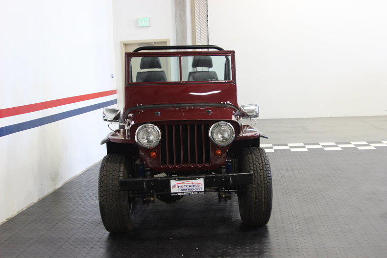 1946 Willys Jeep --: 1946 Willys Jeep