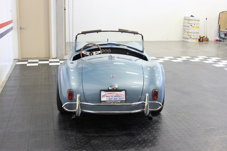 1963 Shelby Cobra --: 1963 Shelby Cobra