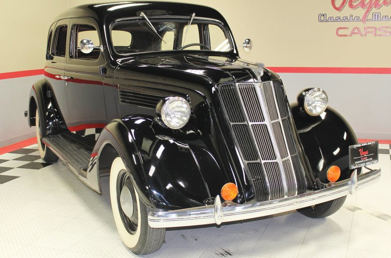 1936 Nash Series 400 --: 1936 Nash! Upgraded With 4 Speed, And More! Take a Look! Cool Driver!