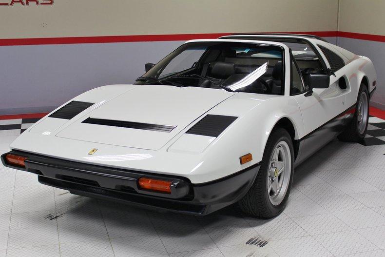 Image 21 of 1984 Ferrari 308 Quattrovalvole…