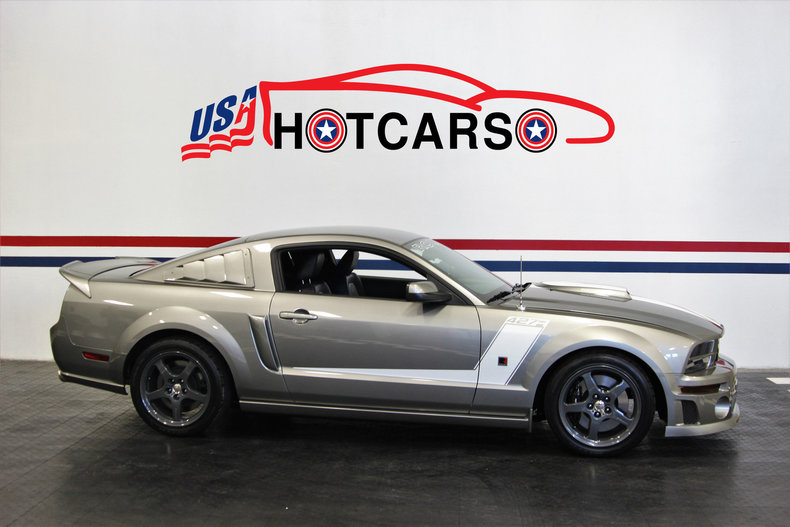 2009 Ford Roush Mustang Stage 3