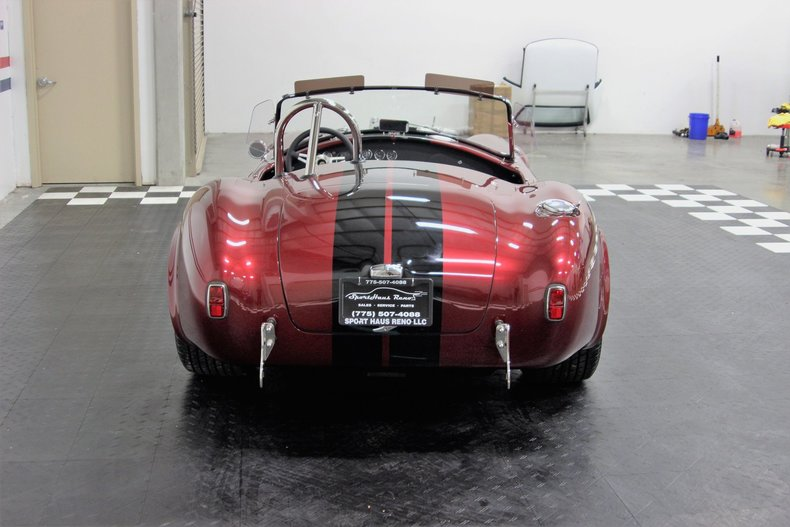 1965 Shelby : Brand New Superformance Cobra MKIII Roller