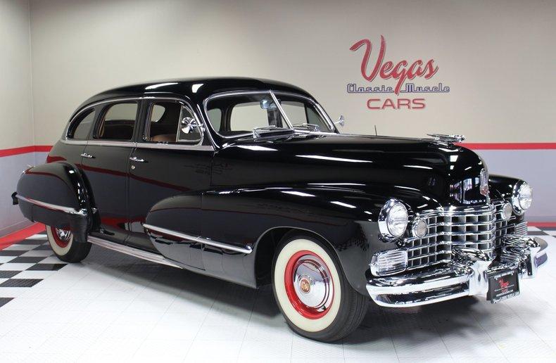 1942 Cadillac Series 63