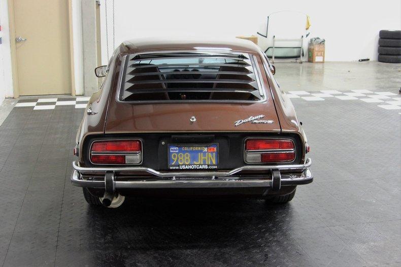1973 Datsun 240Z : 1973 Datsun 240Z - 4 Speed - 1 Owner - Bay Area, California Car!