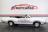 1970 Oldsmobile Cutlass Pacecar