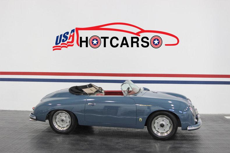 1959 Porsche 356A GT