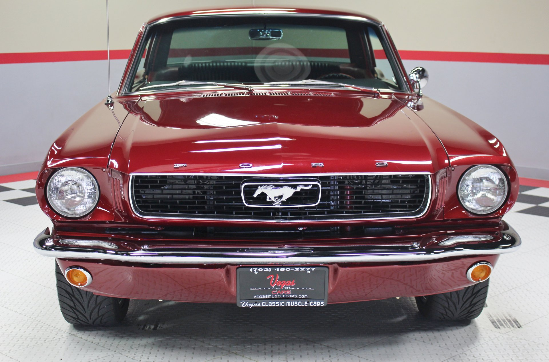 1966 Ford Mustang | Classic Cars & Muscle Cars For Sale in Las Vegas NV