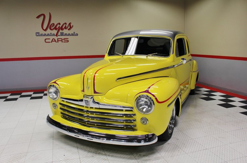 1947 1947 Ford Deluxe Coupe For Sale