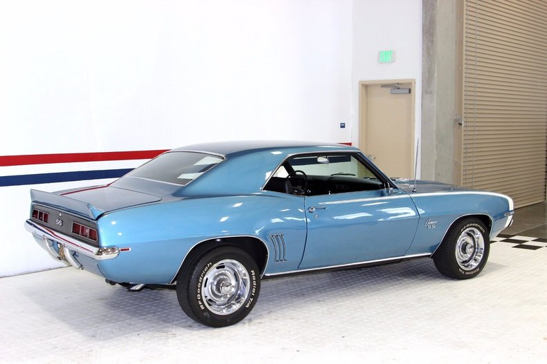 1969 1969 Chevrolet Camaro SS For Sale