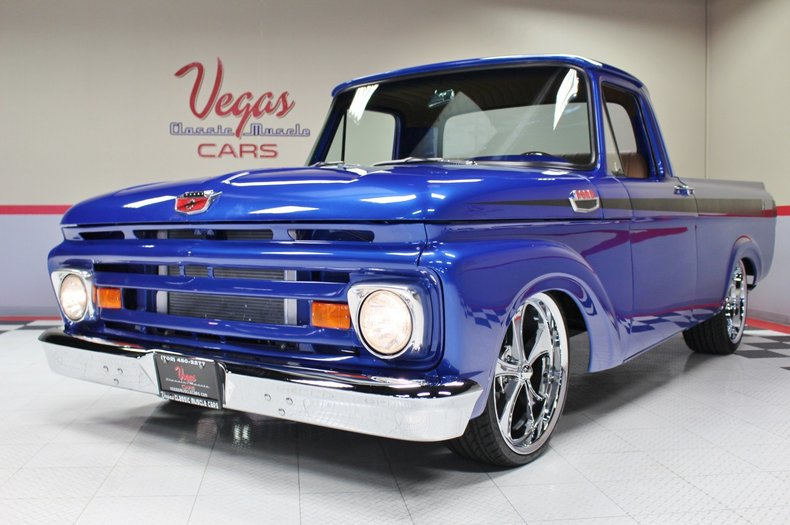 1963 1963 Ford F100 For Sale