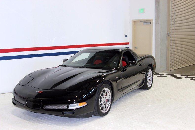2002 2002 Chevrolet Corvette For Sale