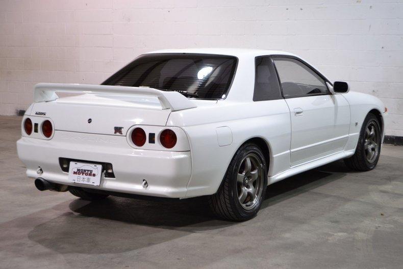 1989 Nissan Skyline GTR | Montu Motors