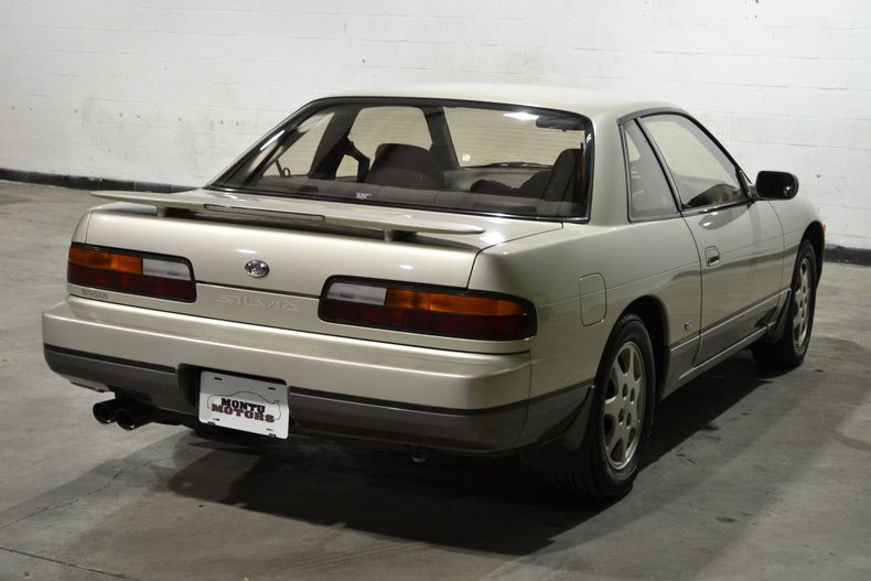 1991 1991 Nissan Silvia Q's For Sale