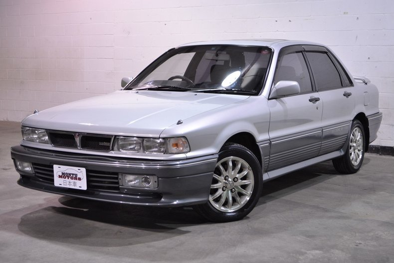 1990 Mitsubishi Galant VR-4