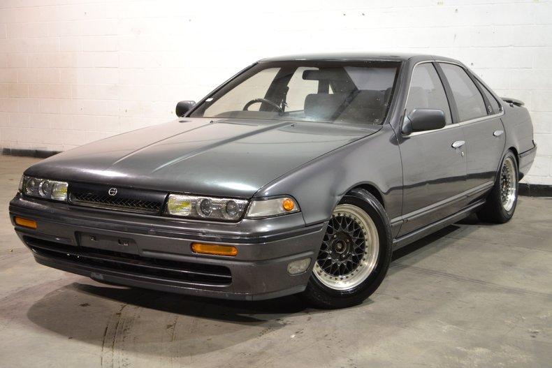 1991 Nissan Cefiro