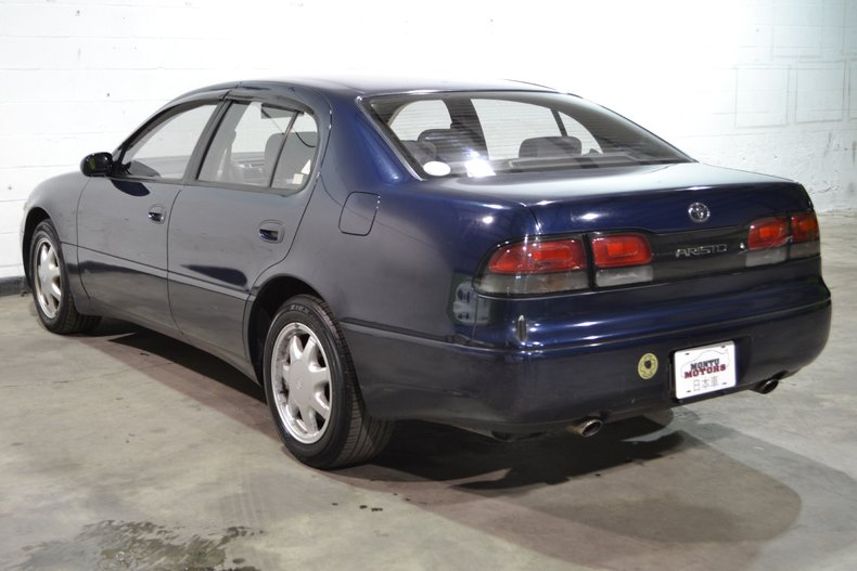 1992 1992 Toyota Aristo For Sale